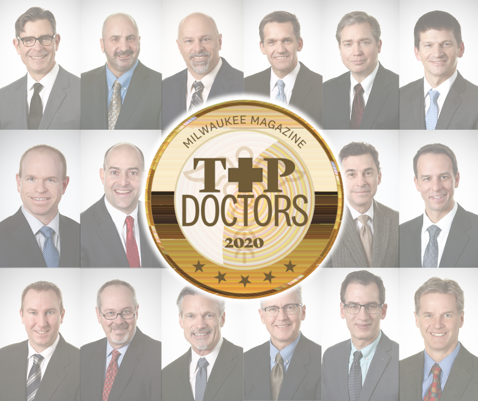 18 OHOW Physicians Named as Top Doctors by Milwaukee Magazine